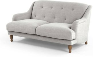 An Image of Ariana 2 Seater Sofa, Chic Grey