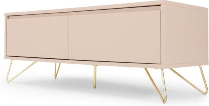An Image of Elona Media Unit, Pink and Brass