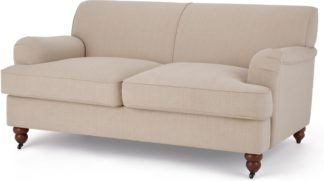 An Image of Orson 2 Seater Sofa, Natural Weave