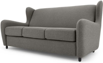 An Image of Rubens Sofabed, Nickel Grey