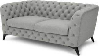 An Image of Sloan 2 Seater Sofa, Mountain Grey