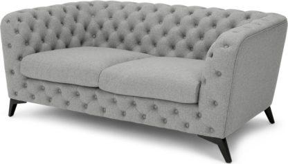 An Image of Sloan 2 Seater Sofa, Mountain Grey