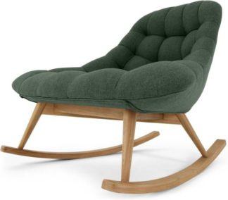 An Image of Kolton Rocking Chair, Woodland Green