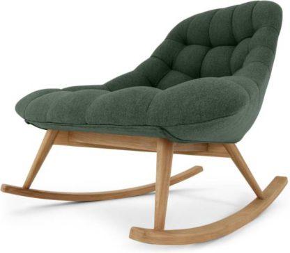 An Image of Kolton Rocking Chair, Woodland Green