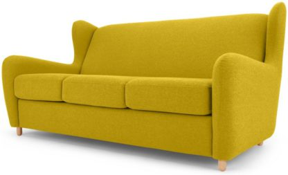 An Image of Rubens Sofabed, Light Moss Green