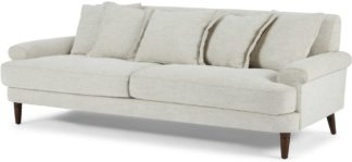 An Image of Eraldo 3 Seater Sofa, Kyoto Oyster