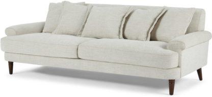 An Image of Eraldo 3 Seater Sofa, Kyoto Oyster