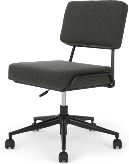 An Image of Knox Office chair, Soot Grey