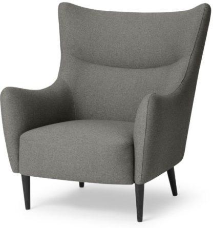 An Image of Bridget Accent Armchair, Flavio Grey