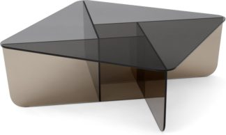 An Image of Oki Glass Coffee table