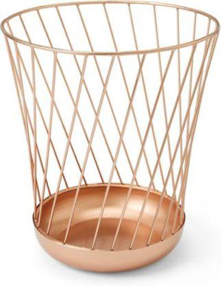 An Image of Odessa Metal Bin, Copper