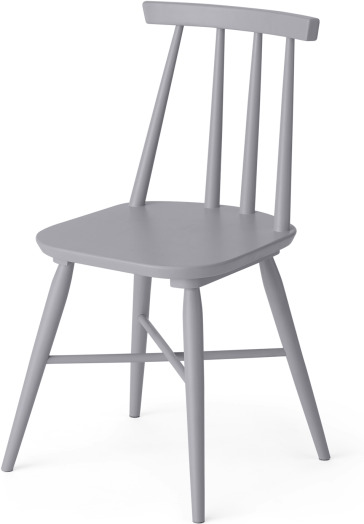 An Image of Bromley Dining chair, Grey