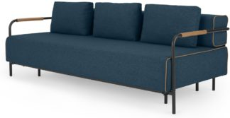 An Image of Nestor Sofa Bed, Orleans Blue
