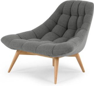 An Image of Kolton Accent Armchair, Marl Grey
