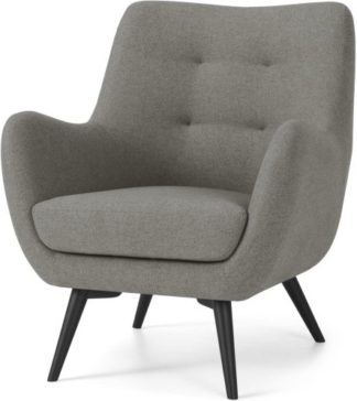 An Image of Hilda Accent Armchair, Flavio Grey