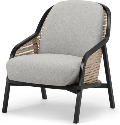 An Image of Anakie Accent Armchair, Mountain Grey