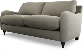 An Image of Custom MADE Sofia 2 Seater Sofa, Athena Putty