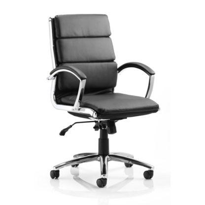 An Image of Classic Black Medium Chair
