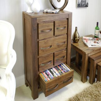 An Image of Sayan DVD CD Storage Chest