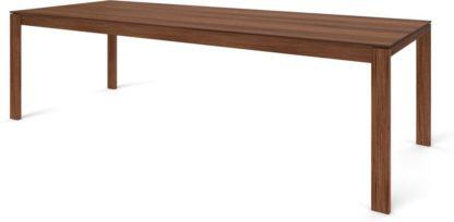 An Image of Custom MADE Corinna 12 Seat Dining Table, Walnut