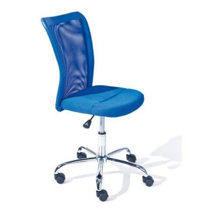 An Image of Bonnie Blue Colour Children Office Chair