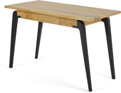 An Image of Lucien Desk, Light Mango Wood