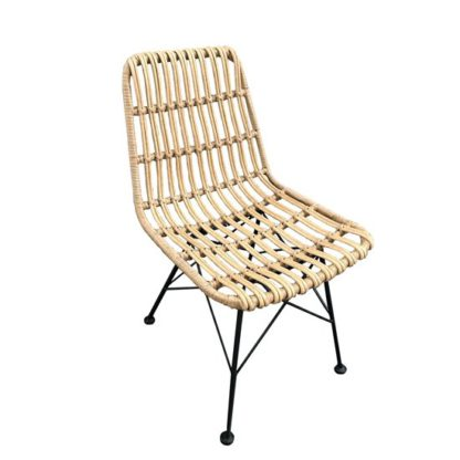 An Image of Hadley Wooden Dining Chair