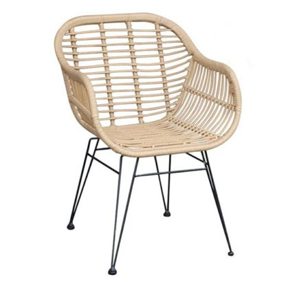 An Image of Hadley Wooden Carver Dining Chair
