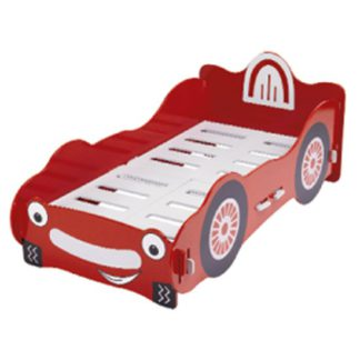 An Image of Racing Car Junior Bed