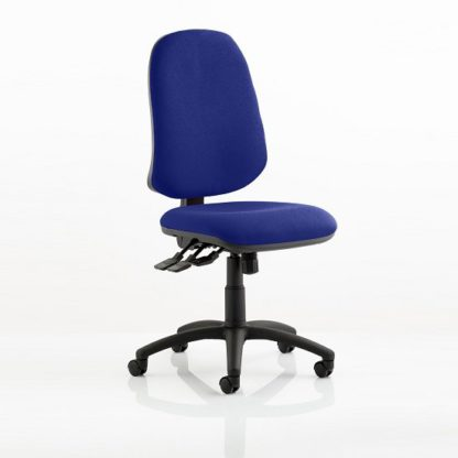 An Image of Olson Home Office Chair In Serene With Castors