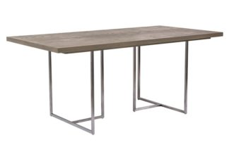 An Image of Barbican Dining Table - Desk