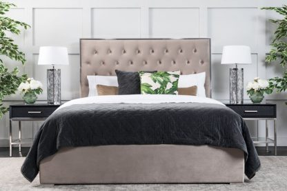 An Image of Lavinia Storage Bed Mink