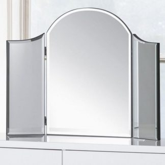 An Image of Ascot Curved Dressing Table Mirror