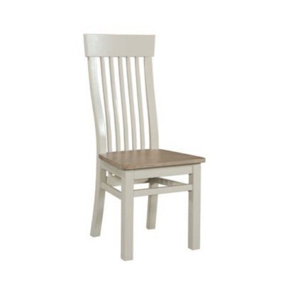 An Image of Empire Stone Painted Dining Chair