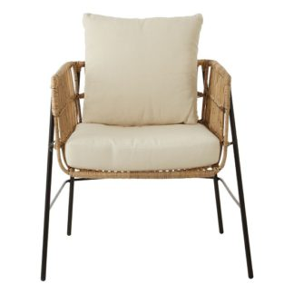 An Image of Felixvarela Chair With Removable Cushions In Grey