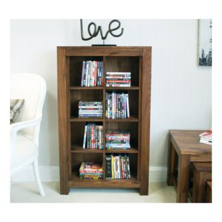 An Image of Sayan Open DVD CD Storage Cabinet