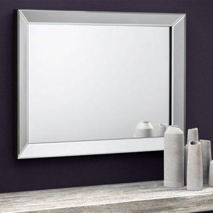 An Image of Soprano Wall Bedroom Mirror