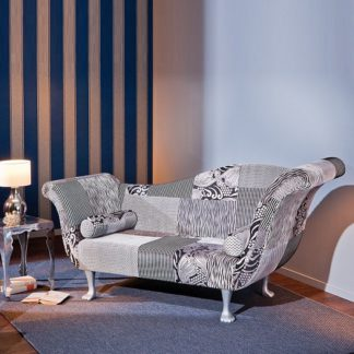 An Image of Syracuse 2 Seater Sofa In Upholstered Fabric With Wooden Legs
