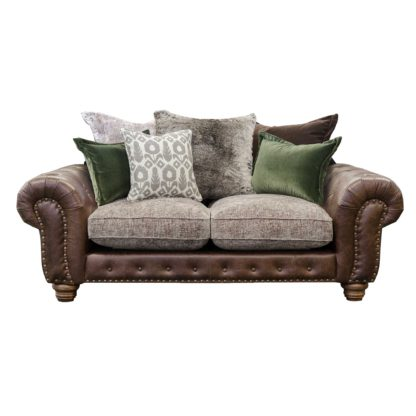 An Image of Melville Small Pillow Back Sofa