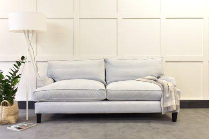 An Image of Tulsa 4 Seater Sofa