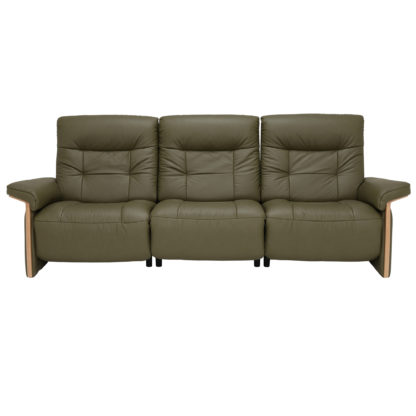 An Image of Stressless Mary 3 Seater Reclining Sofa