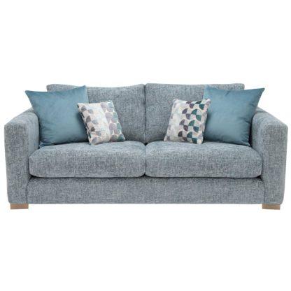 An Image of Fontella Medium Sofa, Foam Interiors