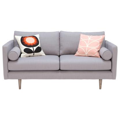 An Image of Orla Kiely Mimosa Small Sofa