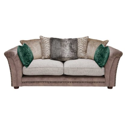An Image of Whitchurch 3 Seater Sofa, Stock