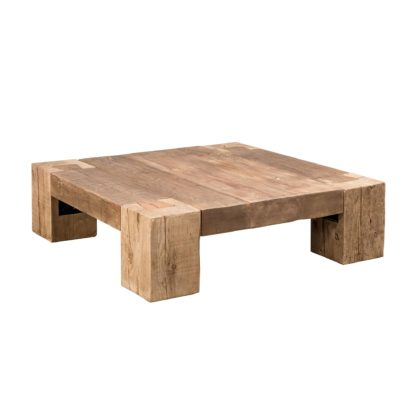 An Image of Timothy Oulton Noble Souls English Beam Coffee Table