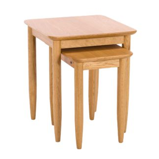 An Image of Ercol Teramo Nest of Tables