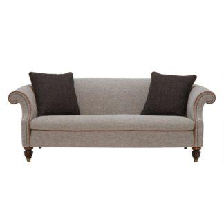 An Image of Harris Tweed Bowmore Midi Sofa