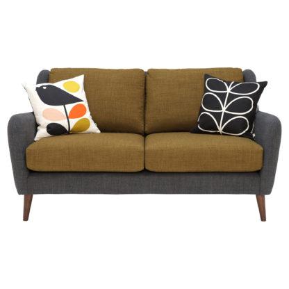An Image of Orla Kiely Fern Small Sofa