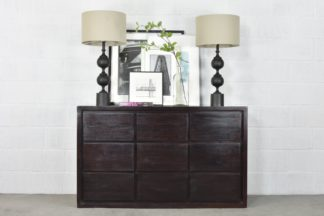 An Image of Hudson 9 Drawer Chest
