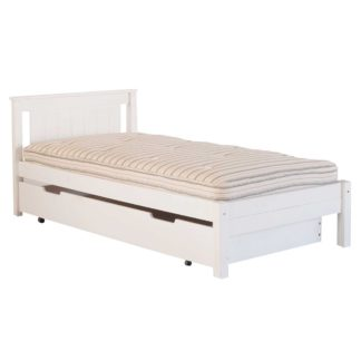 An Image of Buddy Single Bed Frame with Trundle